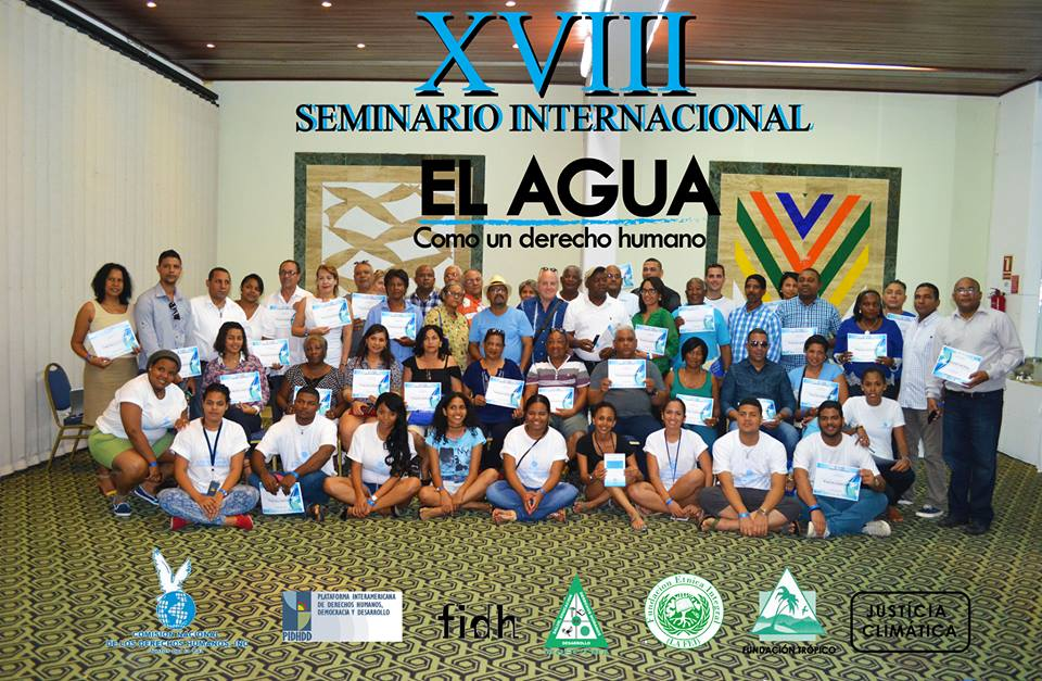 foto oficial XVIII seminario